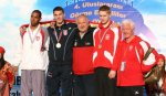 Gold for Budetic at 4.IBSA WC in athletic, Antalya 2011