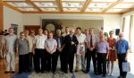 President of Republic Croatia recived a National nine pin bowling team