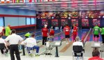 15th IBSA EC Nine pin bowling: CROATIAN man team 5th