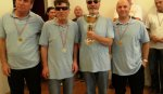 14th team championship in Dart for blind, 2014.