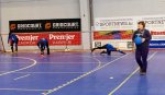 Karantanija wins Middle European Goalball League