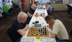 6.IBCA EC in Chess for blind 2015: Results after 4 rounds