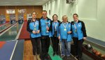 SKS ZAGREB 1st place in Nine pin bowling season 2016/2017