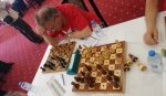 15th IBCA CHESS OLYMPIAD 17.: Croatia 22nd place