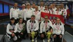 13th National dart championships 2015: Dodig and Cizic won a first place