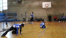 National Goalball make presentation at Faculty of Economics