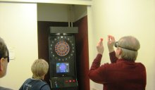 Invitation for Individual dart championships for 2016